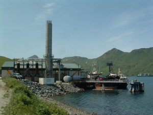 2-Westward Dutch Harbor Seafood Processing Plant