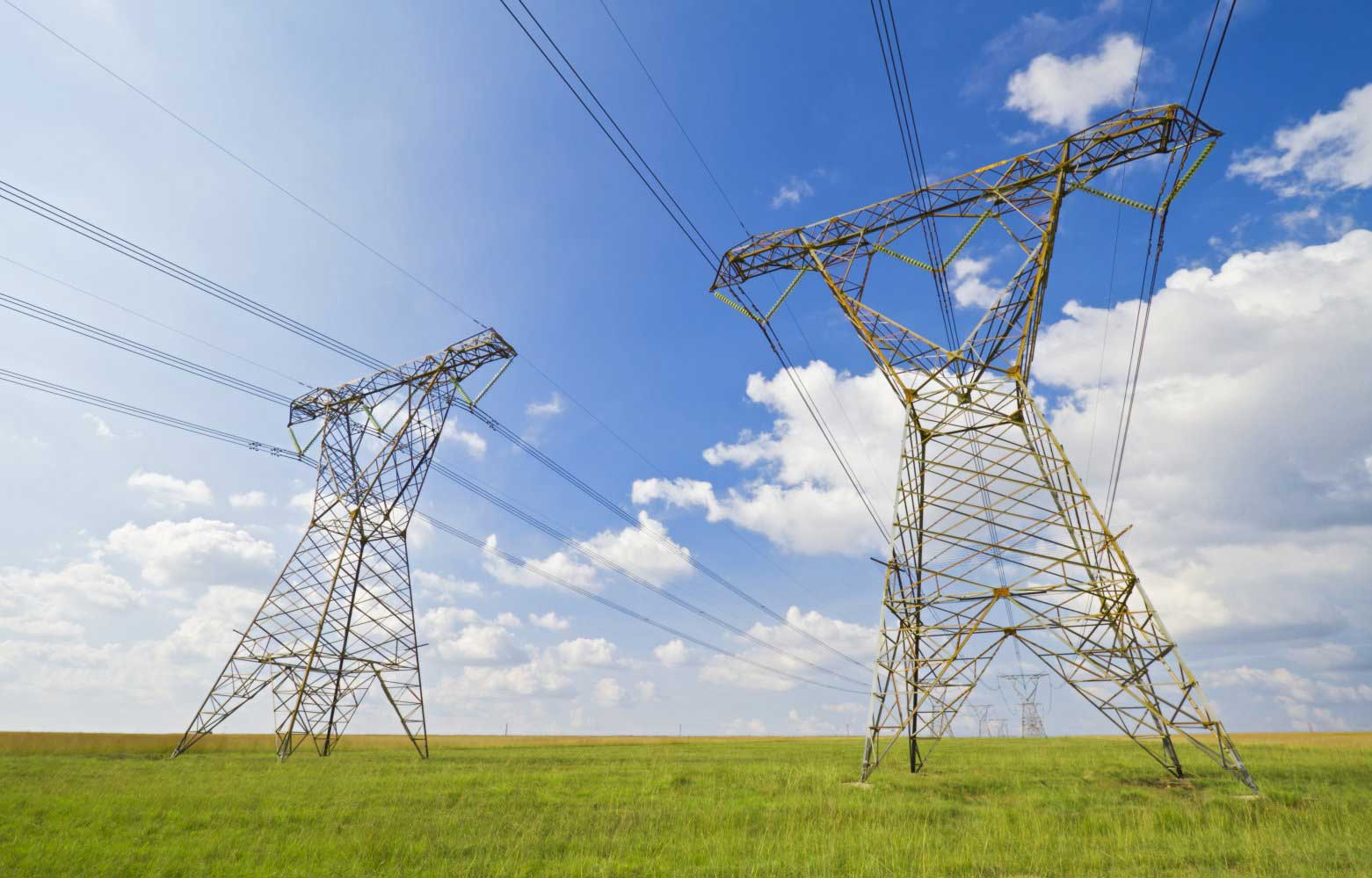 Power Transmission Lines : Electric transmission permitting environmental power